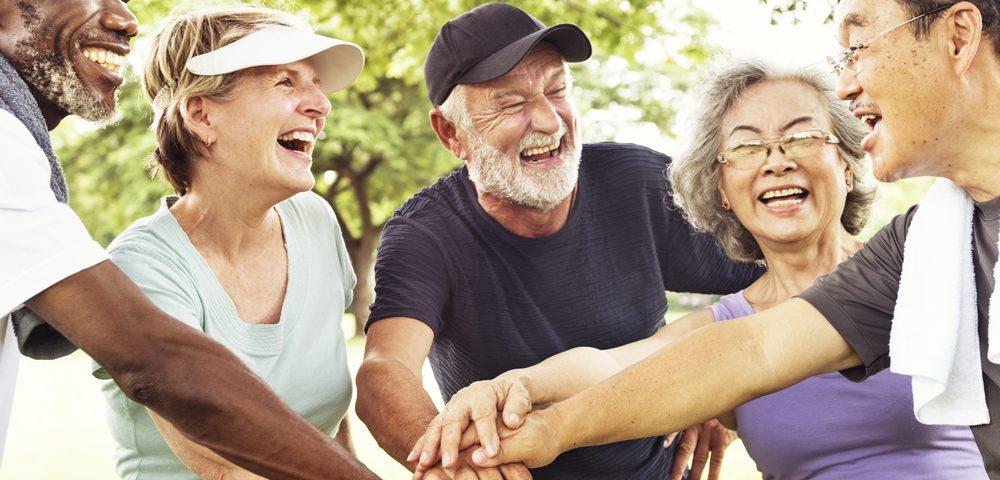 a importancia das relacoes sociais na terceira idade