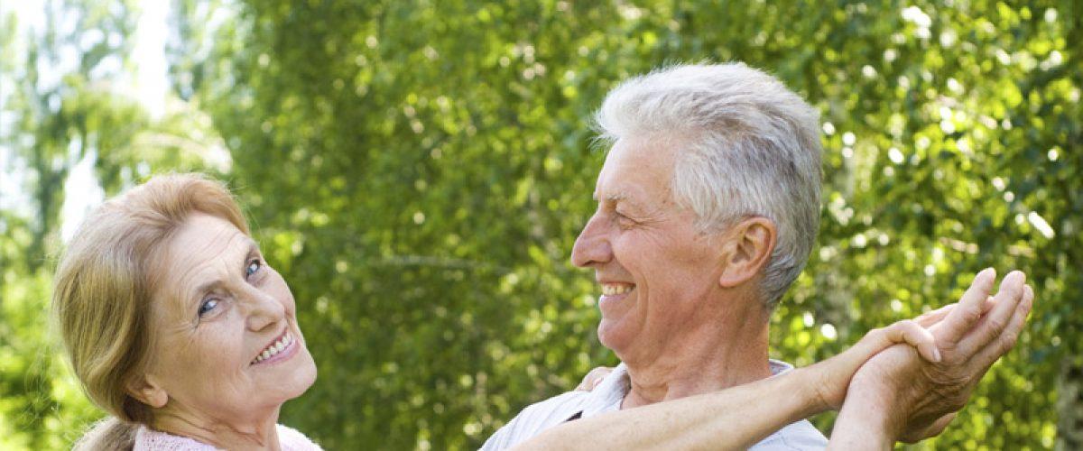 Grupo de expressão corporal para idosos