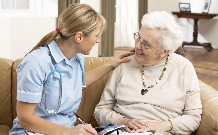 Casa de Repouso - comunicação com os idosos