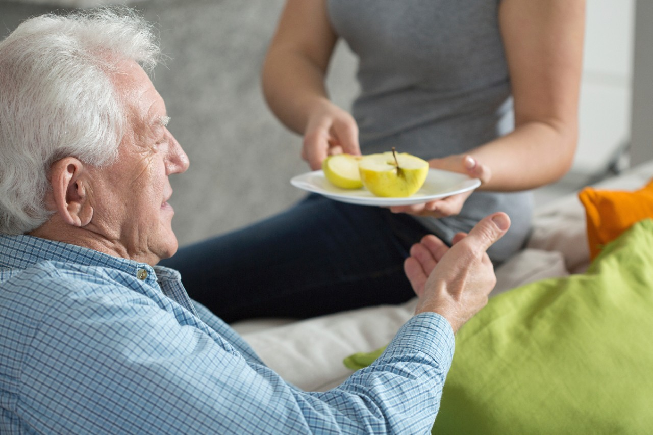 Casa de Repouso - Nutrição e alzheimer