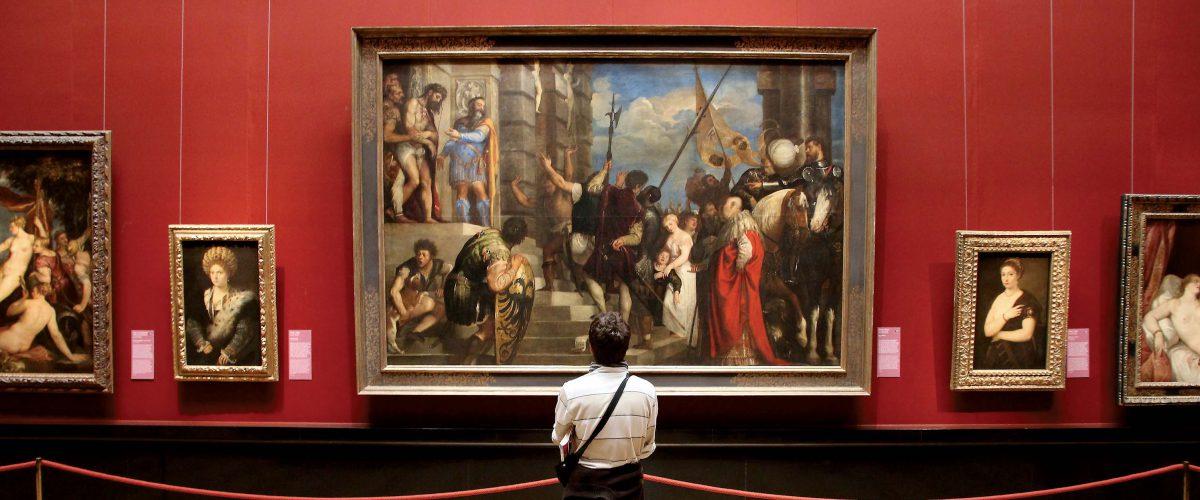 O contato com obras de arte tem o poder de reduzir sintomas do Alzheimer