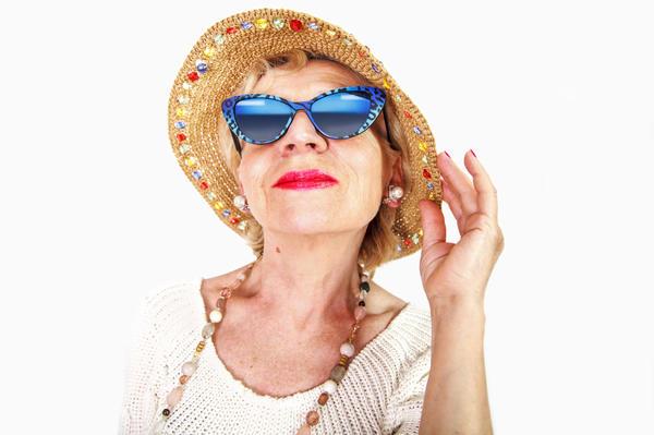 Cuidados especiais de beleza para os idosos