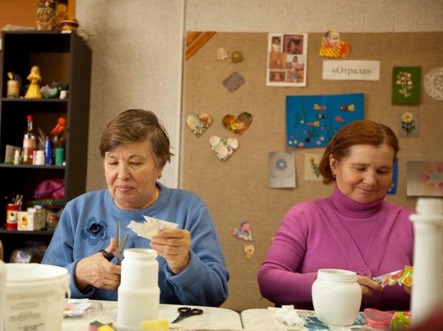 Benefícios da terapia ocupacional na casa de repouso