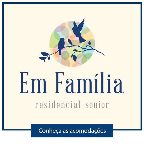 Casa de Repouso Residencial Senior