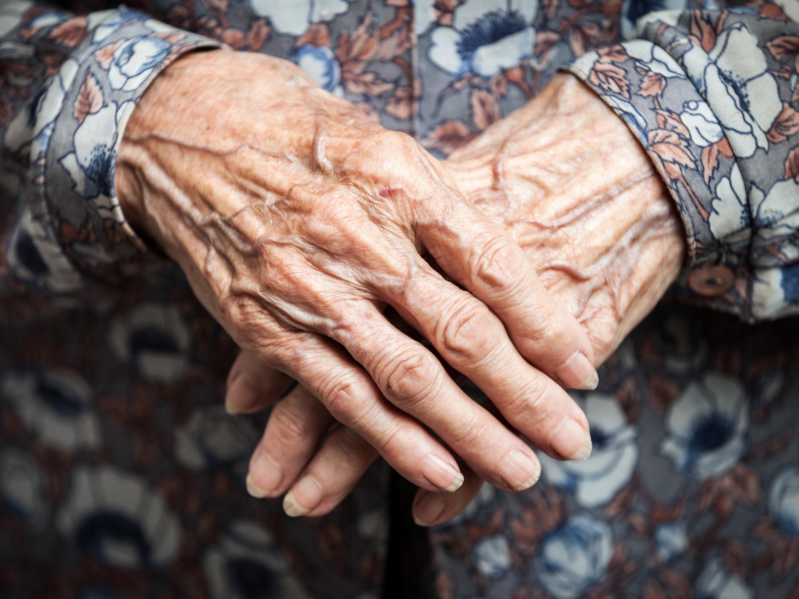 Poema: Envelhecer