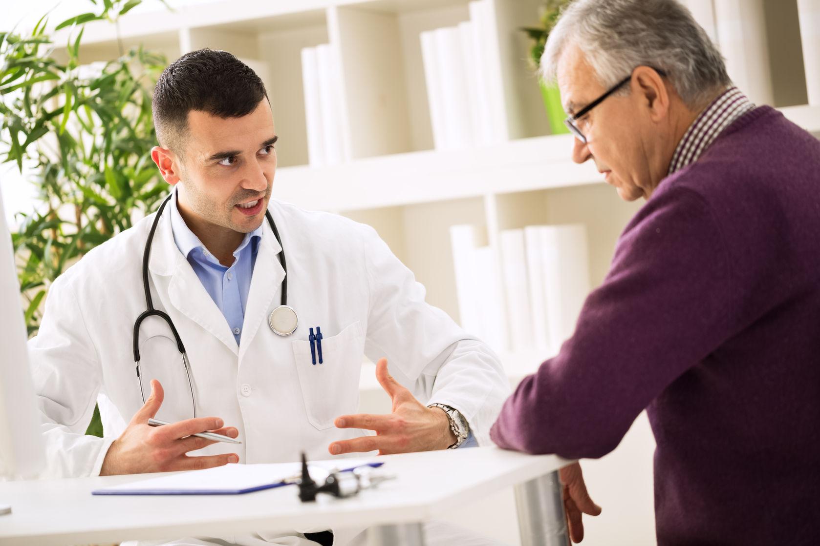 o que é, e, quais são os sinais do cancer de próstata