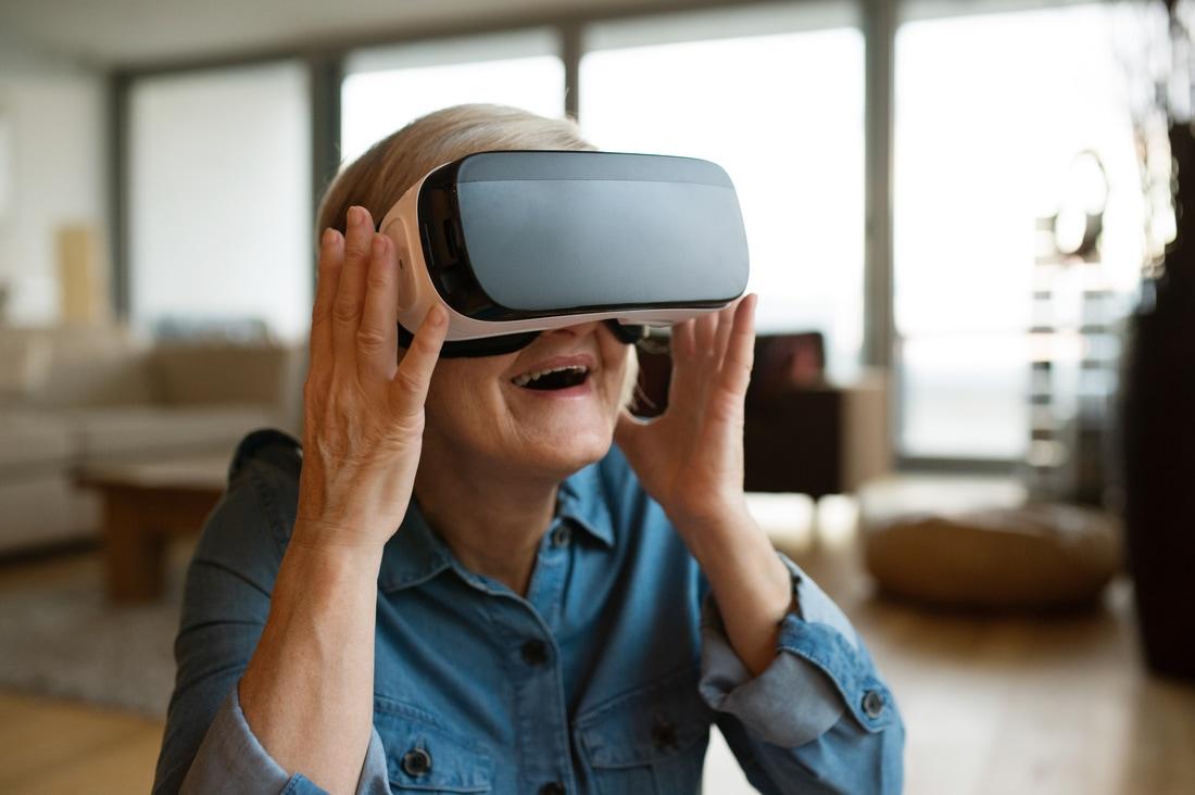 Realidade Virtual Contra o Alzheimer - Em Família