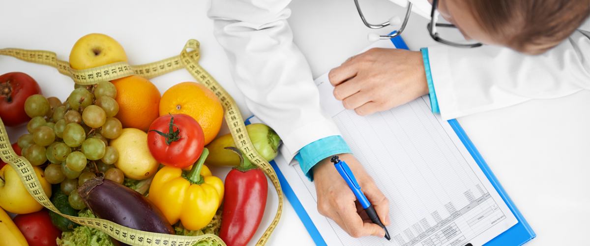 Qual a importância do Nutricionista?