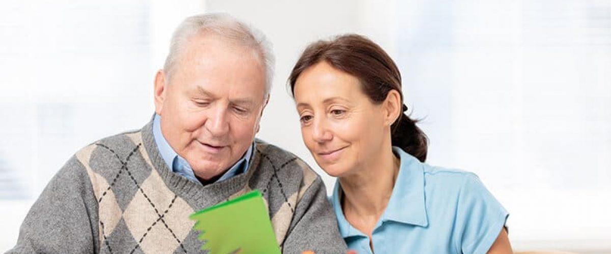 Terapia Ocupacional para idosos: O que você precisa saber
