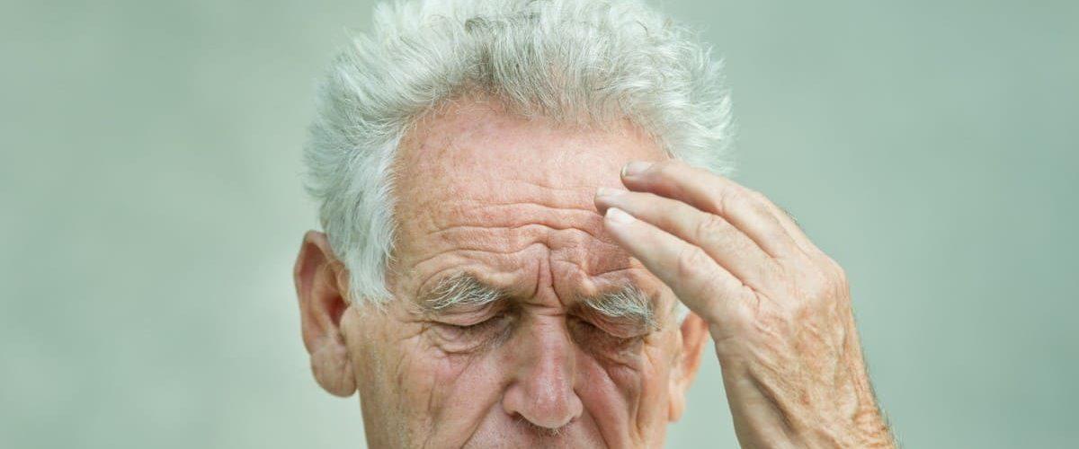 7 sintomas de estresse em idosos