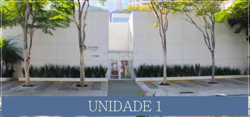 residencial para idosos unidade 1