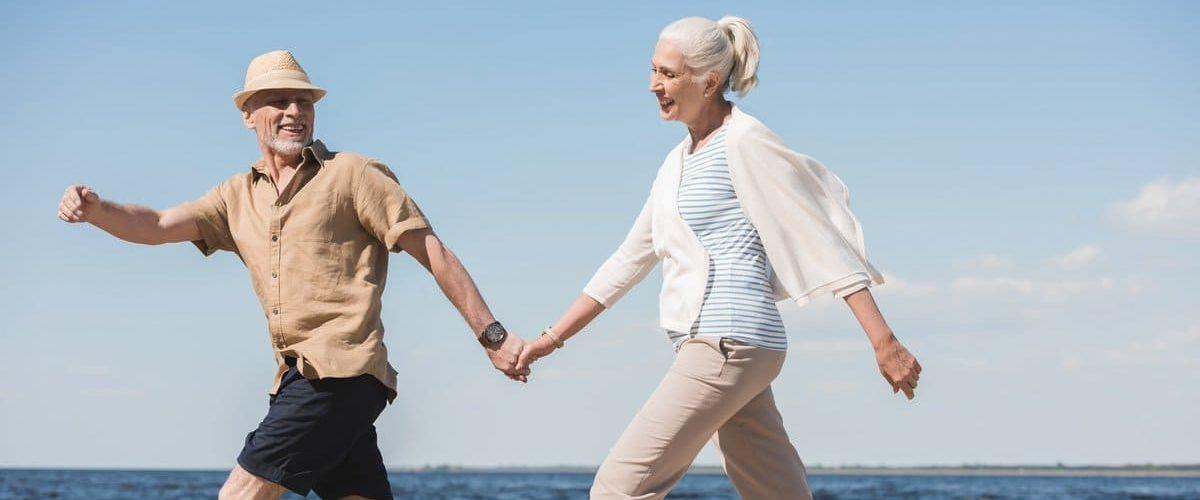 A Importância do Amor na Terceira Idade
