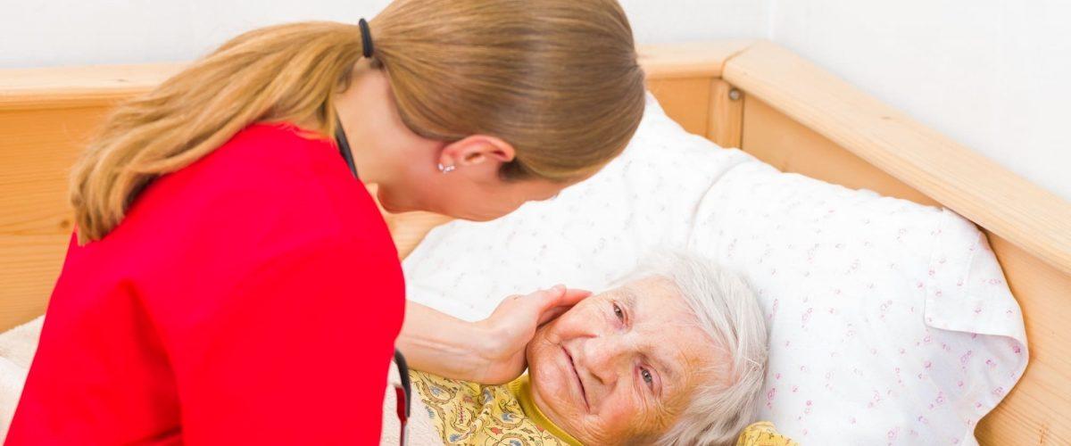 6 Problemas de Saúde Que Ocorrem Em Pacientes Acamados