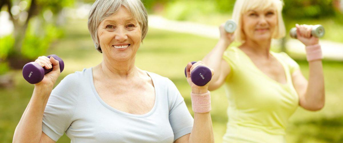 Veja os Benefícios de Praticar Exercícios Físicos Após os 60 Anos
