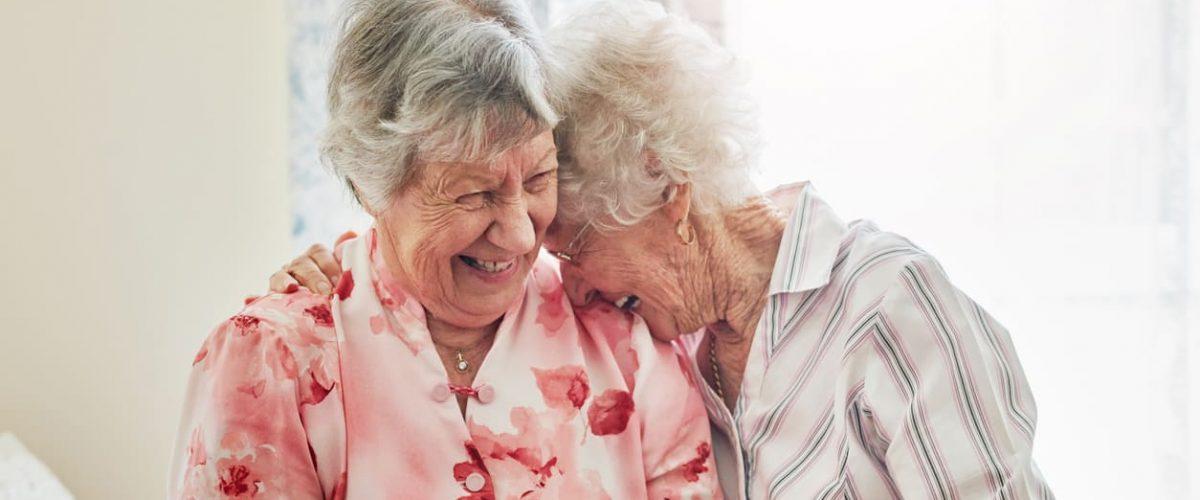 Principais Benefícios do Riso Para os Idosos